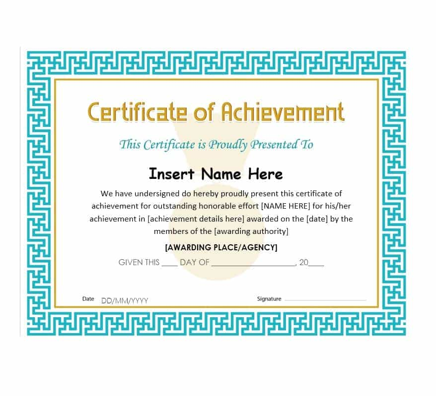 certificate-of-achievement-template-pdf-download-editable-psd-msword